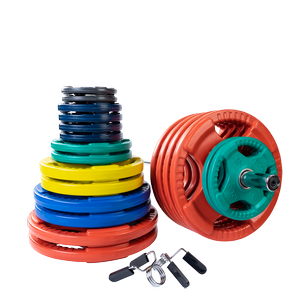 ORCS - Color Rubber Grip Olympic Sets