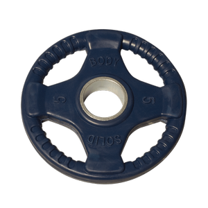 ORTC5 Rubber Grip Olympic Plates