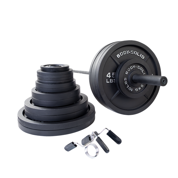 OSB - Cast Iron Olympic Weight Sets