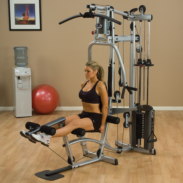 P powerline home gym body solid fitness