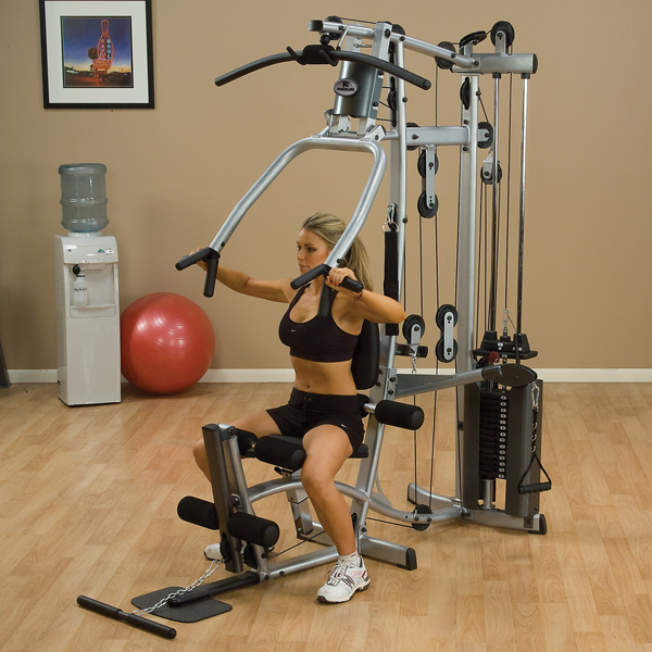P powerline p home gym body solid fitness
