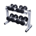 w/ optional Round Rubber Dumbells