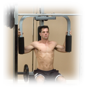 PPA13X Pec Attachment for Powerline Smith Machine