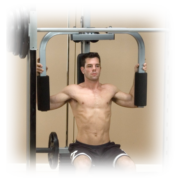 PPA13X - Pec Attachment for Powerline Smith Machine