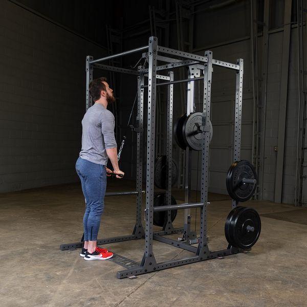 Body-Solid Powerline PPR1000 Power Rack Gray