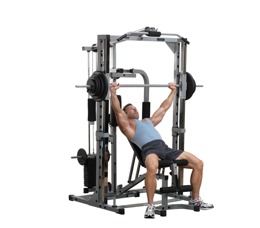 PSM1442XS - Powerline Smith Gym