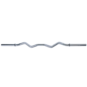 RB47 - Standard Curl Bar- Chrome