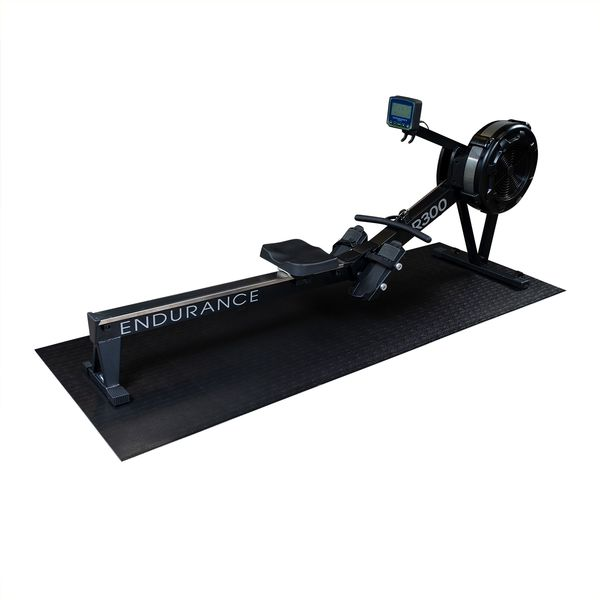 Rf38r Rower Mat Body Solid Fitness
