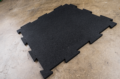 RFBST4PB - Body-Solid Tools Black Puzzle Mats