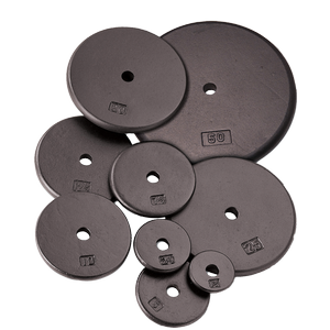 RPB - Cast Iron Standard Weight Plates