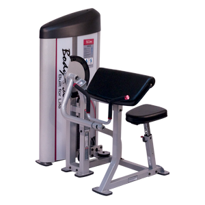 S2AC Series II Arm Curl Machine