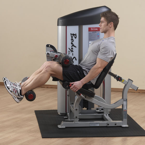 S2SLC - Series II Seated Leg Curl - Body-Solid Fitness