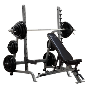 SDIB370 Body-Solid Bench Rack Combo