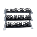 3-tier with optional Kettlebells