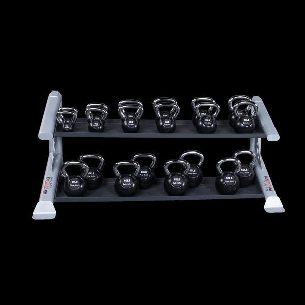 3 Tier Kettlebell Rack Gdkr50: Pro Clubline Kettlebell Racks