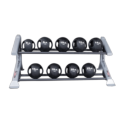 2-Tier with optional Dual medicine balls