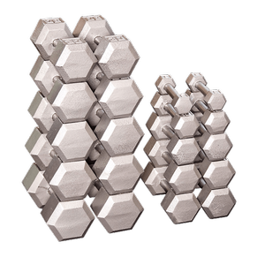 SDS550 Hex Dumbbell Sets