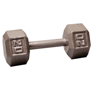 SDX20 Hex Dumbbells