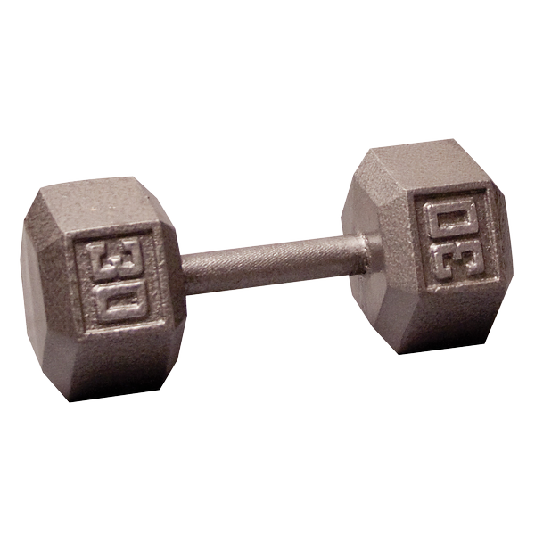 SDX30 - 30 Lb. Hex Dumbbell
