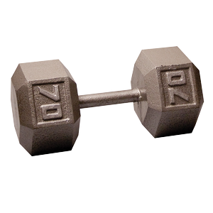 SDX70 Hex Dumbbells