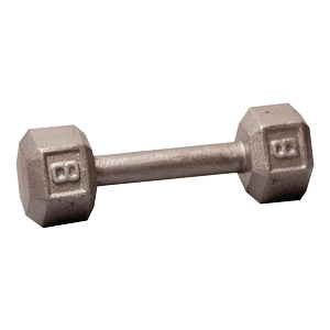 SDX8 - 8 Lb. Hex Dumbbell