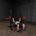 SFB125 - Pro Clubline Flat Bench