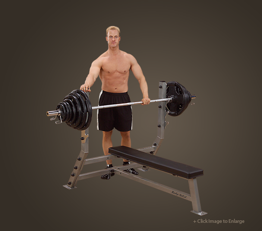 SFB349G - Flat Olympic Bench