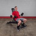 SFID425 - Body-Solid Full Commercial Adjustable Bench