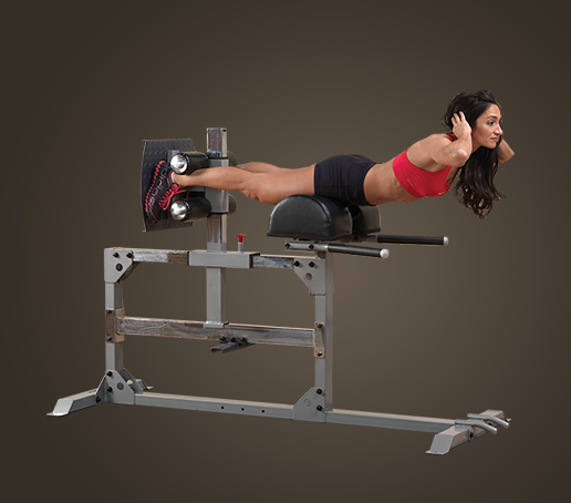 Main - Body-Solid Glute & Ham Machine