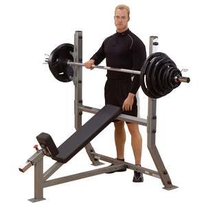 SIB359G - Incline Olympic Bench