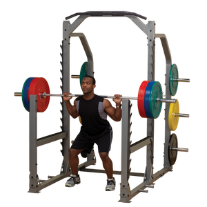 SMR1000 - ProClub Line  Multi Squat Rack