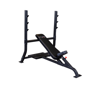 SOIB250 - Pro Clubline Incline Olympic Bench