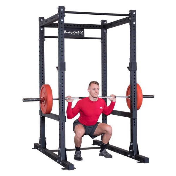 Spr1000 Commercial Power Rack Body Solid Fitness
