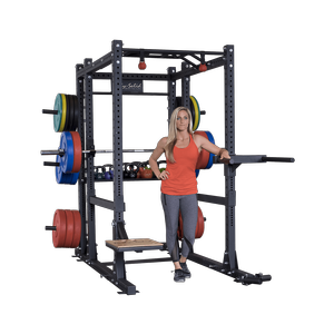 SPR1000BACKP4 - Commercial Extended Power Rack Package