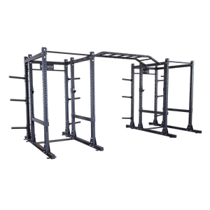 SPR1000DBBACK - Commercial Extended Double Power Rack Package
