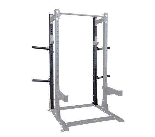 SPR500BACK - Commercial Extended Half Rack