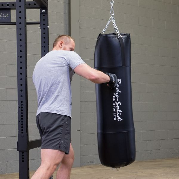 Home Gym Heavy Bag: HEX SYSTEM Heavy Bag