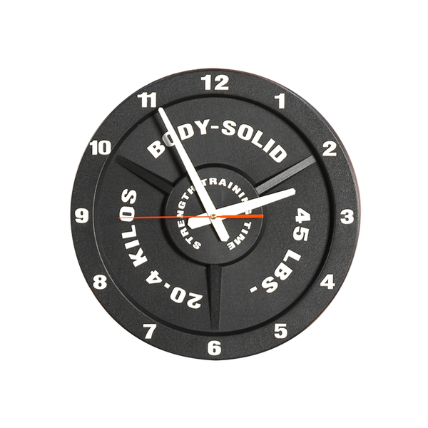 STT45 - Weight Plate Clock