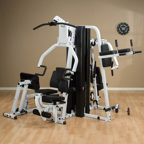 Exm3000lps Gym System: Vertical Knee Raise Attachment