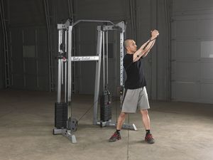 Gdcc210 Body Solid Functional Training Center 210 Body