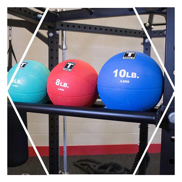 SR-MB Medicine Ball Tray