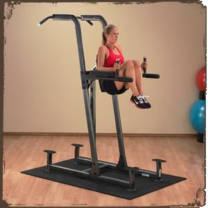 Knee Raise - Body-Solid Fitness