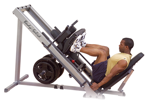 Body Solid Home Machines Plate Loaded