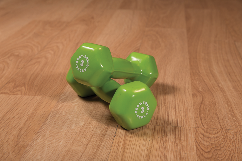 Neoprene Dumbells (pair)